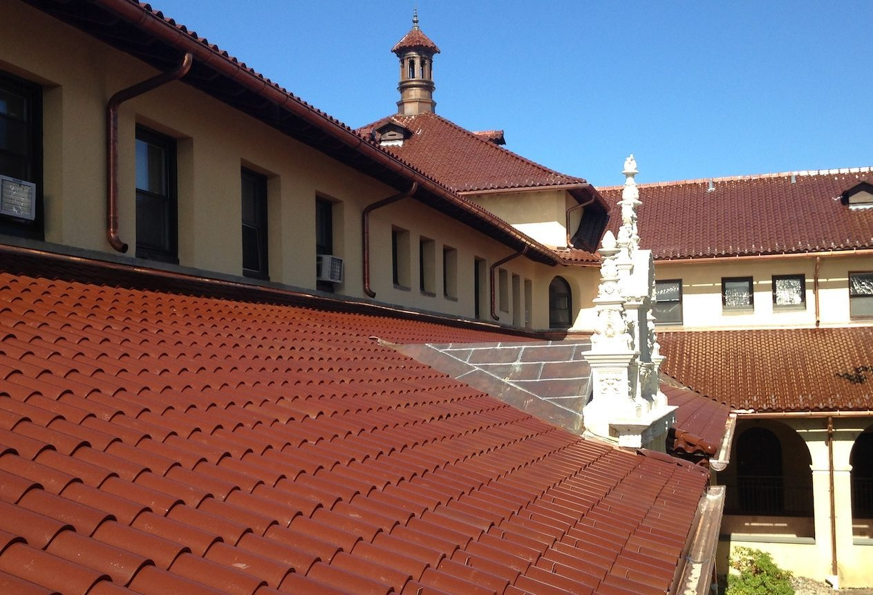 Award Winning Metal Work Commercial and Residential Services Russell Roofing And Exteriors