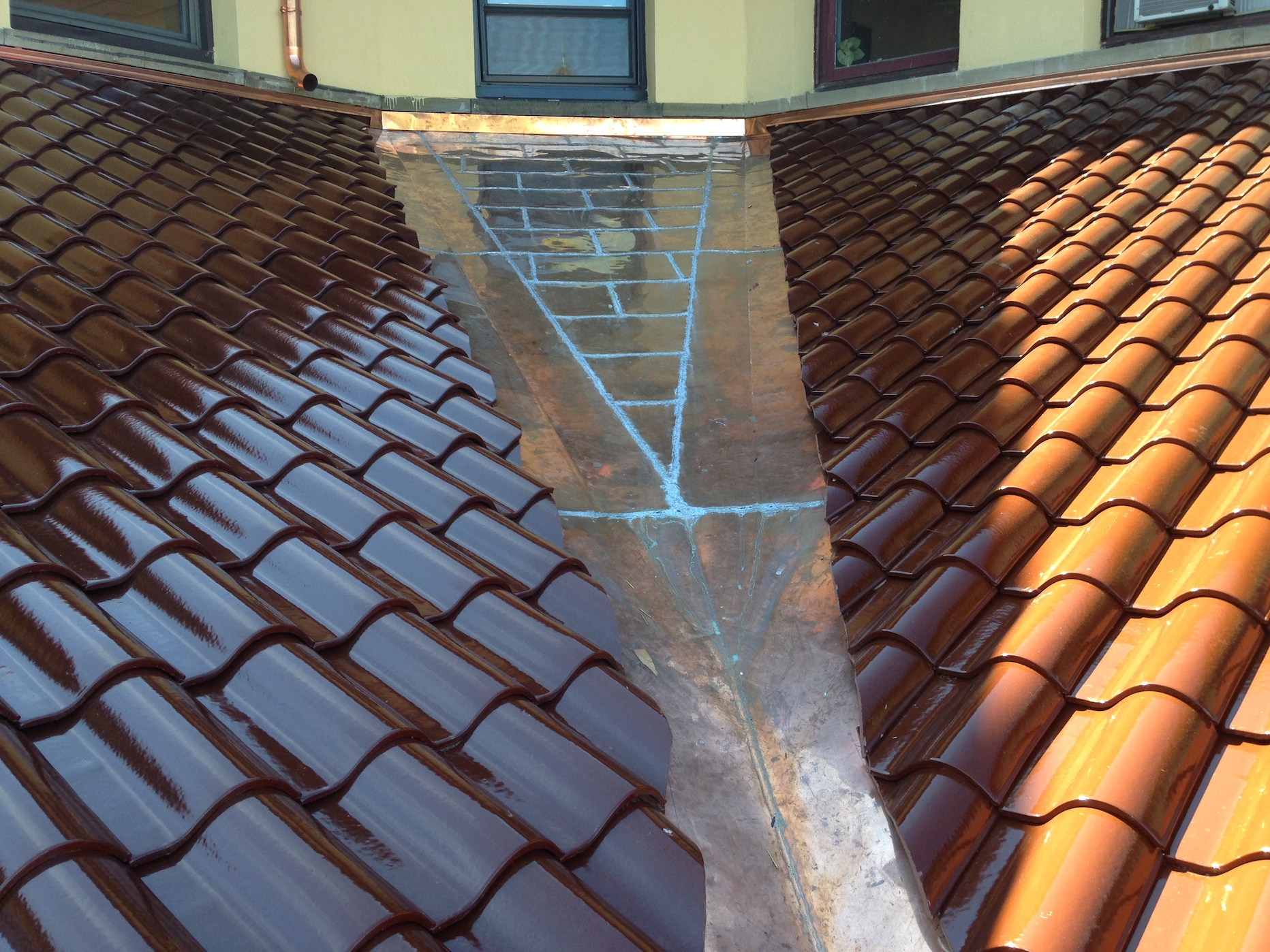 Metal Work Commercial and Residential Services Russell Roofing And Exteriors