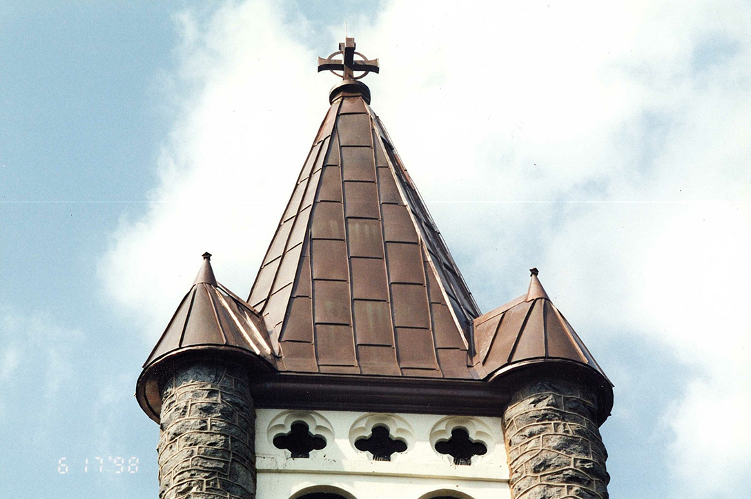 Historical Renovation Commercial Roof Services Russell Roofing And Exteriors