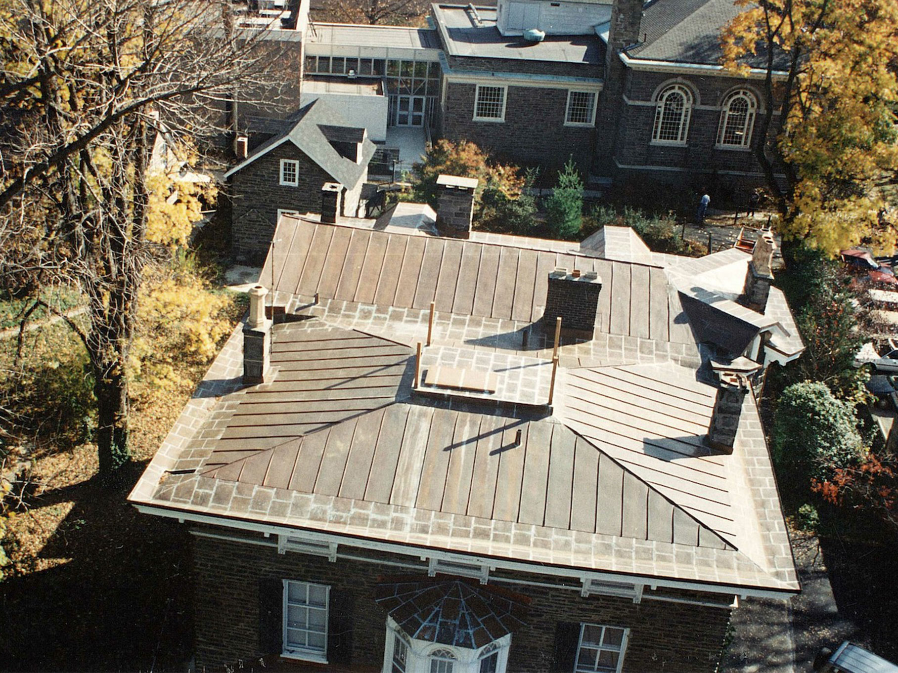 Metal Roofing Commercial Roof Services Russell Roofing And Exterior
